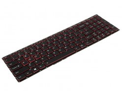 Green Cell ® Keyboard for Laptop Lenovo IdeaPad Y700 Y700-15ISK Touch
