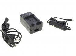 Green Cell ® Camera Battery Charger NP-FW50 for SONY NEX-3H NEX-3K