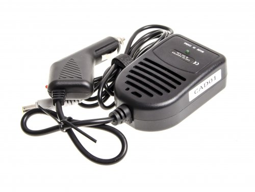 Green Cell ® Car Charger / AC Adapter for Laptop Lenovo T60p T61 T61p X60 Z60t Z61e Z61m SL500c SL510 T400 3000 C100 C200