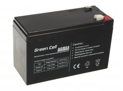 Green Cell ® Battery AGM 12V 7Ah