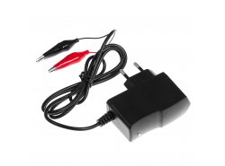 Green Cell ® Battery charger for AGM, Gel and Lead Acid (12V, 0.3A)