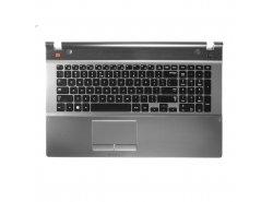 Green Cell ® Keyboard for Laptop Samsung 550P7C NP550P7C Palmrest