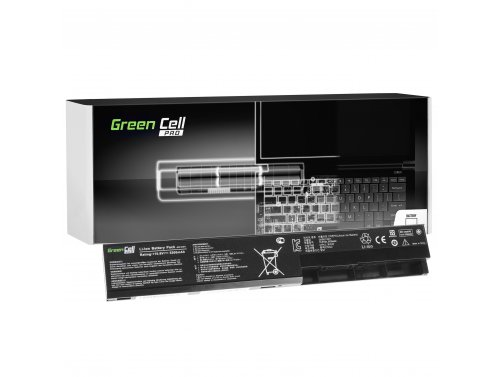 Green Cell PRO ® Laptop Battery A32-X401 for Asus X401 X401A X401U X501 X501A X501U