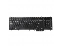 Green Cell ® Keyboard for Laptop Dell Latitude E6520 E6530 E5520, Dell Precision M2800 M4600