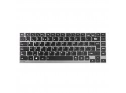Green Cell ® Keyboard for Laptop Toshiba Satellite R830 U840 U840T U840W U845 U940 U945