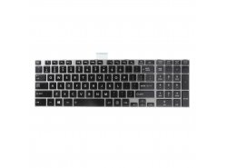 Green Cell ® Keyboard for Laptop Toshiba Satellite L850 L855 L870 NSK-TM0GQ