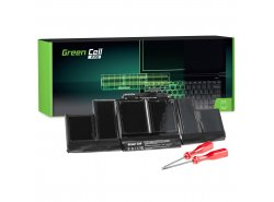 Green Cell PRO Battery A1417 for Apple MacBook Pro 15 A1398 (Mid 2012 Early 2013)