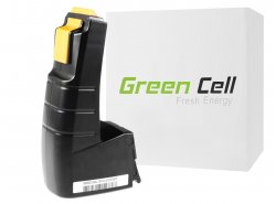 Green Cell ® Battery for FESTOOL BPH9 6C 96ES 9.6V 2Ah