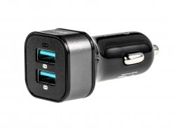 Car Charger Romoss AU36P Rocket Power Pro 36W QC 3.0