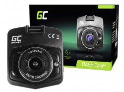 Auto Kamera Recorder Green Cell Dash Cam 2.0 Full HD 1080p G-Sensor mit Nachtmodus