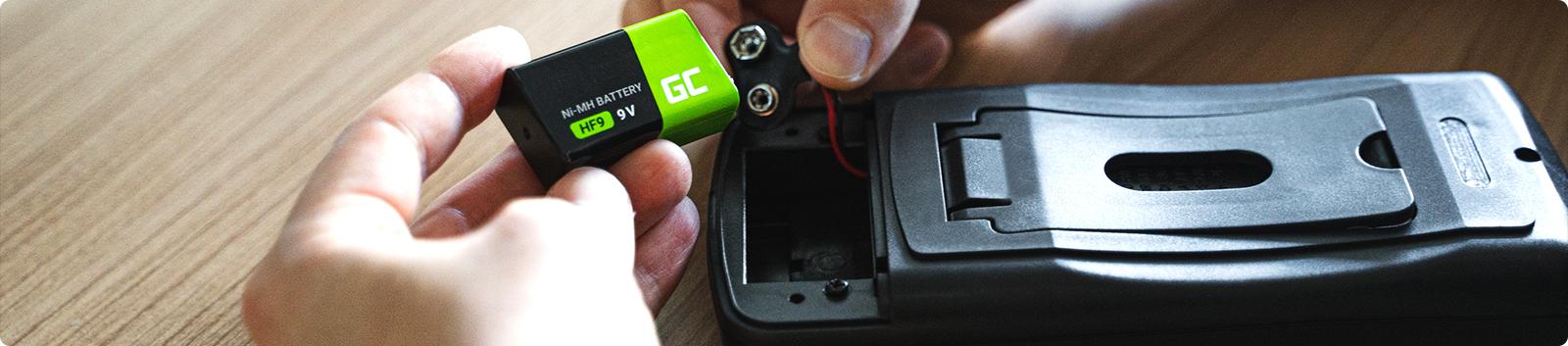 Battery 9V HF9 6HR61